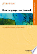 How Languages Are Learned 5th Edition