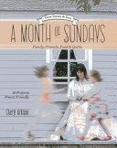 A Month of Sundays Pdf/ePub eBook