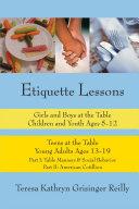 Etiquette Lessons