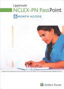 Lippincott Nclex PN Passpoint Book