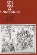The Rise of Universities ebook