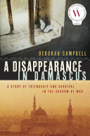 Pdf A Disappearance in Damascus