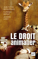 Le droit animalier ebook