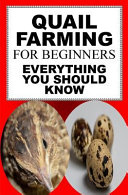 Quail Farming for Beginners