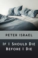 If I Should Die Before I Die [Pdf/ePub] eBook