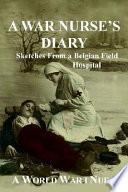 A War Nurse S Diary
