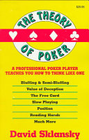 The Theory of Poker ebook