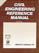 Civil Engineering Reference Manual Book