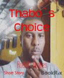 Thabo`s Choice Pdf/ePub eBook