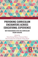 Provoking Curriculum Encounters Across Educational Experience Pdf/ePub eBook