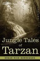 Jungle Tales of Tarzan [Pdf/ePub] eBook