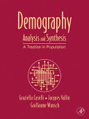 Pdf Demography: Analysis and Synthesis, Four Volume Set Telecharger