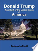 Donald Trump   President of the United States of America Book
