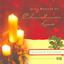 God s Message of Christmas Love Book