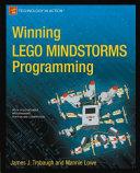 Winning LEGO MINDSTORMS Programming Book