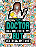 Doctor Adult Coloring Book Book