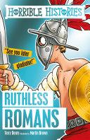 Pdf Horrible Histories: Ruthless Romans Telecharger