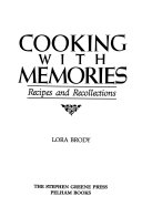 Cooking with Memories Book