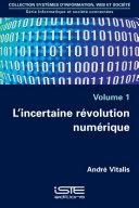 L'incertaine révolution numérique ebook