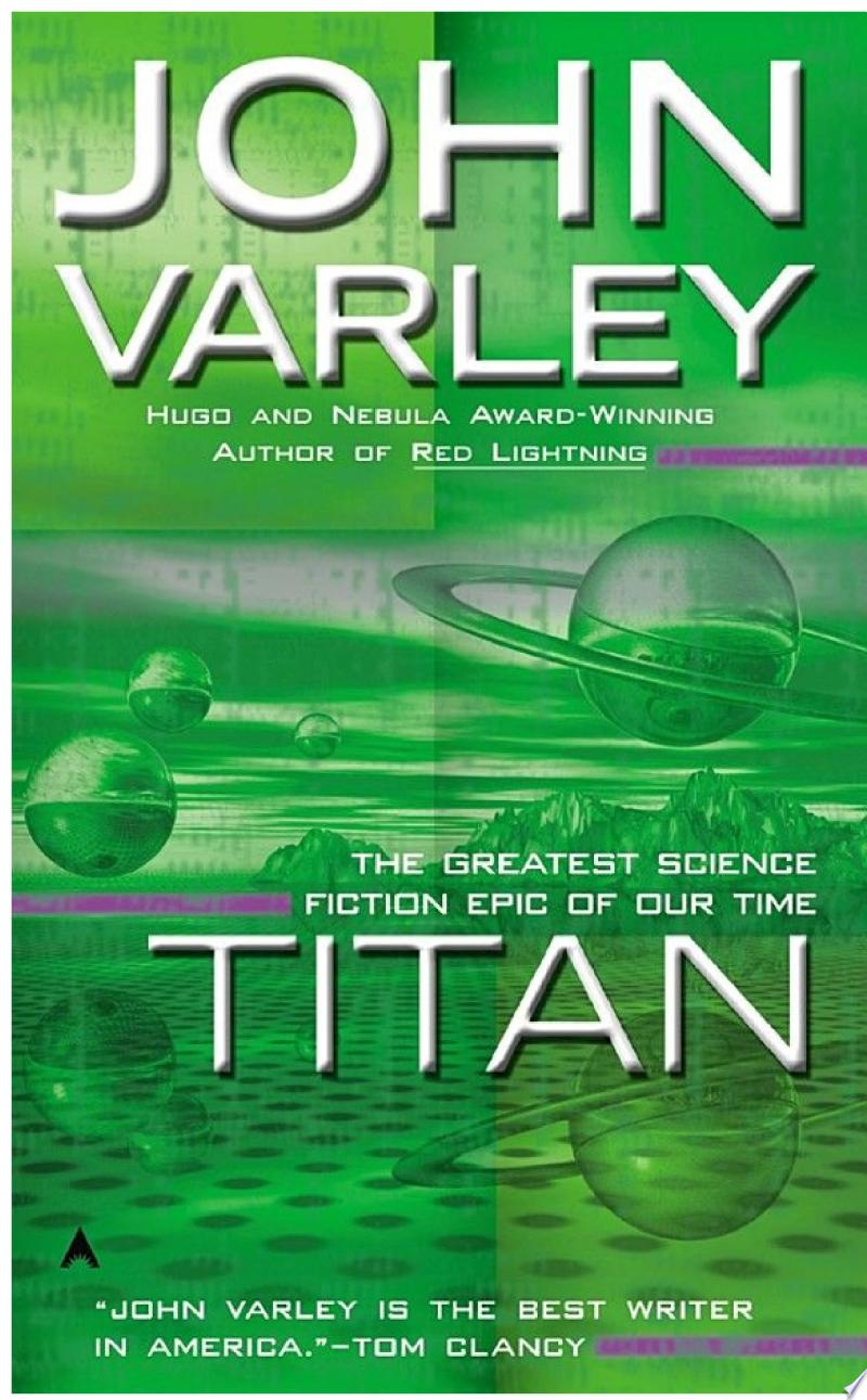 Titan banner backdrop
