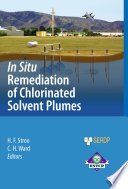 In Situ Remediation of Chlorinated Solvent Plumes Book