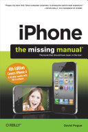 Pdf iPhone: The Missing Manual