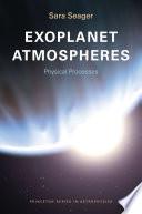 Exoplanet Atmospheres Book PDF