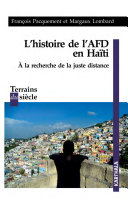 Pdf L'histoire de l'AFD en Haïti. Telecharger
