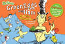 Dr. Seuss Green Eggs and Ham Activity Placemats