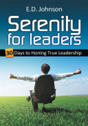 Serenity for Leaders