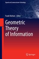 Pdf Geometric Theory of Information