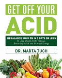Get Off Your Acid Cookbook
