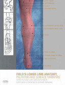 Field s Lower Limb Anatomy  Palpation and Surface Markings Book