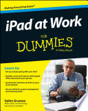 Ipad At Work For Dummies
