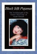 Black Silk Pajamas
