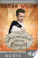 The Importance of Being Earnest  with audio  Book