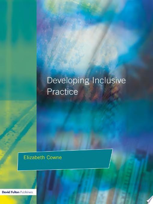 Developing Inclusive Practice