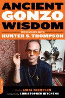 Ancient Gonzo Wisdom Pdf/ePub eBook