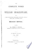 The Complete Works of William Shakespeare: Julius Caesar. Hamlet