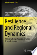 Resilience And Regional Dynamics Book PDF