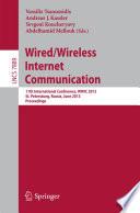 Wired/Wireless Internet Communication