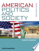 American Politics And Society Book PDF