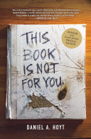 This Book Is Not for You