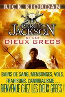 Percy Jackson et les dieux grecs [Pdf/ePub] eBook