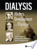Dialysis  History  Development And Promise