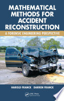 Mathematical Methods for Accident Reconstruction Book