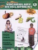Kindergarten-Vocabulary Development by Kerri O'Donnell,Rosen Publishing Group PDF