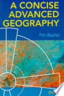 A Concise Advanced Geography