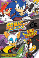 Sonic Select Book 9  The Games Book