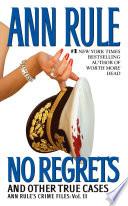 No Regrets Book PDF